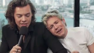 getlinkyoutube.com-The Best of Niall & Harry (2014 Interviews) Part 2