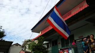 getlinkyoutube.com-เคารพธงชาติ ทั้งหมดแถว.....ตรง!!