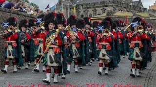 getlinkyoutube.com-British Army Bands celebrating Armed Forces Day 2014