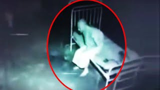 getlinkyoutube.com-5 Extremely Creepy Demonic Possession Caught On Tape