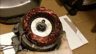 getlinkyoutube.com-Fridge Motor conversion to Steam Generator idea