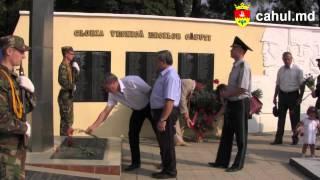 Discursul Preşedintelui raionului Cahul din 24 august 2013