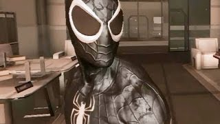 getlinkyoutube.com-Spider-Man: Edge of Time - Negative Zone Spider Suit