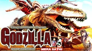getlinkyoutube.com-Godzilla Mera Saathi (2014) - Best Indian Fantasy Movie   Popular Hindi Movies 2014 Full Movie