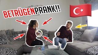 getlinkyoutube.com-BETRÜGEN PRANK an TÜRKISCHE FREUNDIN !! | itsIlker