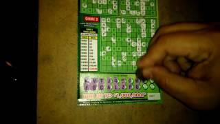 getlinkyoutube.com-Florida lottery scratchoff #6105
