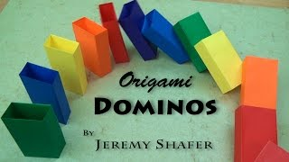 getlinkyoutube.com-Origami Dominos