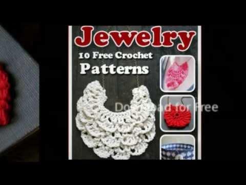 Free Crochet Jewelry Patterns eBook