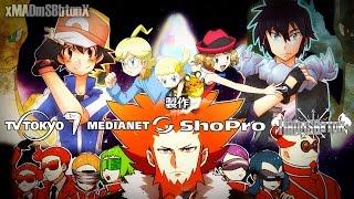 getlinkyoutube.com-【MAD|AMV】Pokemon XY Opening 「Last Train Atarashi Asa」[Team Flare]