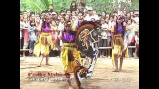 getlinkyoutube.com-Jathilan Kudho Nalendro Putri Traditional Javanisme Art Dance