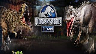 getlinkyoutube.com-Jurassic World™ The Game - T.REX Challenge Week