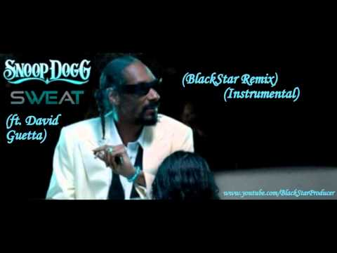 Snoop Dogg - Wet/Sweat (ft. David Guetta) (Prod. By BlackStar) (Remix Instrumental)