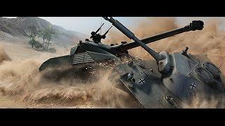 World of Tanks - Új fizika teszt [HUN]