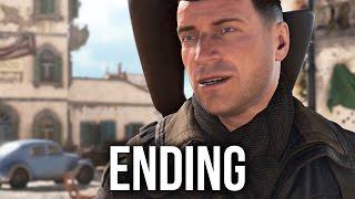 Sniper Elite 4 ENDING Walkthrough - ALLAGRA FORTRESS (Mission 8)