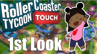 getlinkyoutube.com-RollerCoaster Tycoon Touch Gameplay