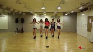 getlinkyoutube.com-[EXID(이엑스아이디)] 위아래 안무 연습 영상 Sexy Ver.