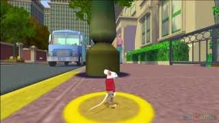 getlinkyoutube.com-Stuart Little 3 Big Photo Adventure - Gameplay 2 PS2 HD 720P (Requested video)