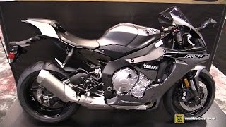 getlinkyoutube.com-2016 Yamaha R1 S - Walkaround - 2015 AIMExpo Orlando