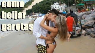 getlinkyoutube.com-Como beijar garotas desconhecidas na praia