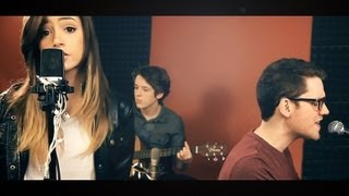 "getlinkyoutube.com-""Catch My Breath"" - Kelly Clarkson - Official Cover Video (Alex Goot & Against The Current)"