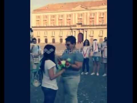 Proposta di Matrimonio con I'm gay, any problems?