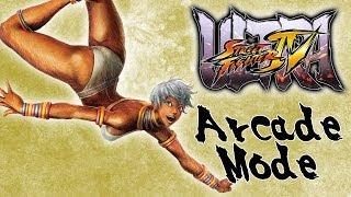getlinkyoutube.com-Ultra Street Fighter IV (Arcade Mode: Elena)