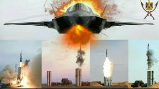 getlinkyoutube.com-Russian Air Defense vs The Best USA Fighter Jets ⬅ الدفاع الجوي الروسي ضد أفضل المقاتلات الأمريكية