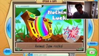 getlinkyoutube.com-Animal Jam   Mailtime With Da Kiy  + Parrot Cat   v