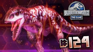 getlinkyoutube.com-Rise of the Super Hybrids!! || Jurassic World - The Game - Ep 124 HD