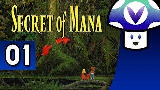 [Vinesauce] Vinny - Secret of Mana [SNES Classic] (part 1)