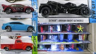 getlinkyoutube.com-2015 G Hot Wheels Factory Sealed Case Unboxing Video By Race Grooves