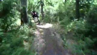 getlinkyoutube.com-Gateway Park MTB Trail GoPro Handlebar Mount
