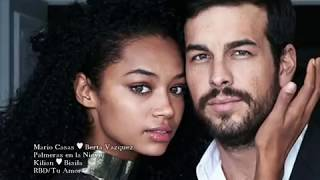 Best Interracial Couple Mario Casas ♥ Berta Vazquez  - Tu Amor