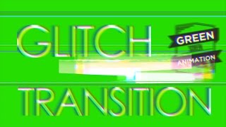 getlinkyoutube.com-Glitch Transition - Green Screen Footage [ Final Cut & After Effects ]