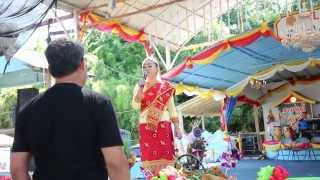 getlinkyoutube.com-Jew Amornrat at Wat Lao Buddhavong July 4, 2014