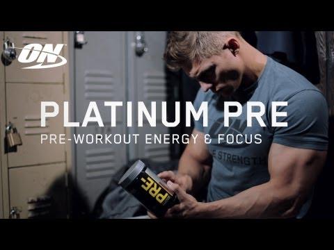Platinum PRE- Motivation
