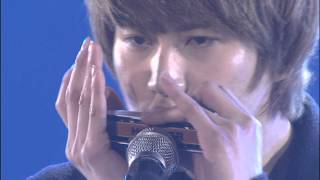 getlinkyoutube.com-[Super Junior SS4 DVD] Isn't She Lovely - Kyuhyun solo