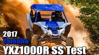getlinkyoutube.com-2017 Yamaha YXZ1000R SS Test Review