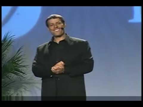 Tony Robbins Motivational Speech on Positive Attitude