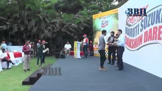 Sandeep  and karan Arya from Team Maruti win 7th Maruti  Suzuki Sandeep  and karan Arya from Team Maruti win 7th Maruti  Suzuki