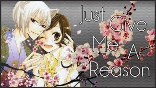 [AMV] Just Give Me A Reason | Tomoe & Nanami