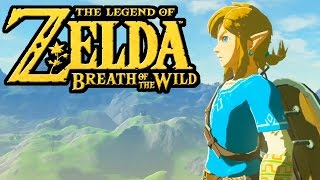 The Legend of Zelda: Breath of the Wild Gameplay - Nintendo Switch Hands-On Footage - New Trailer