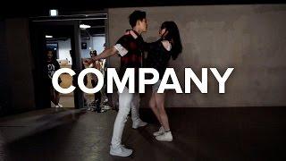 getlinkyoutube.com-Company - Justin Bieber / Bongyoung Park Choreography
