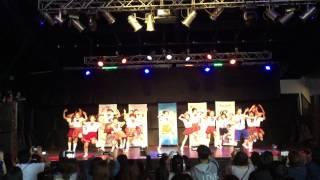 getlinkyoutube.com-COOL JAPAN DANCE SHOW CASE Adven☆seed  学園拳国