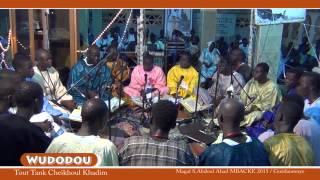 getlinkyoutube.com-Wadoudu Tout Tank kourel Cheikhoul Khadim Touba Gu