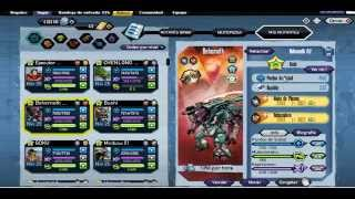 getlinkyoutube.com-Mutants genetic gladiators //LOQUENDO//como sacar al mutante horus/actualizacion del juego
