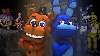 getlinkyoutube.com-Five Nights at Freddy's - FNAF Animation - ZombiewarsSMT