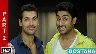 Role Playing - Part 2 - Dostana (2008) | Abhishek Bachchan, John Abraham, Priyanka Chopra