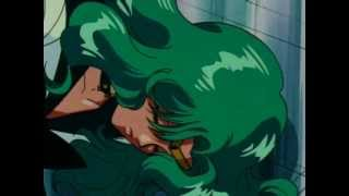 "getlinkyoutube.com-Muerte de Sailor Neptune ""Musica"" Senchi No Shukumei [Soldier's Fate]"