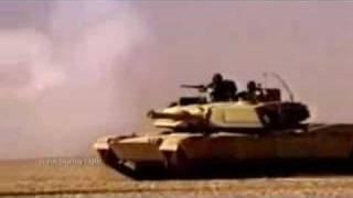 getlinkyoutube.com-M1 Abrams Tank In Action